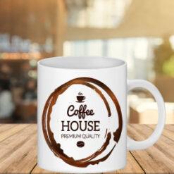 cana personalizata alba coffee house- personalizari Ploiesti