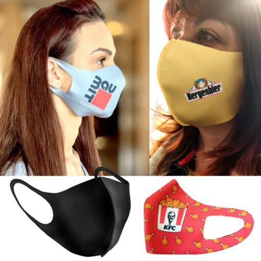 masca personalizata fashion